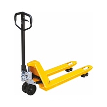 Xilin Hot sale 2500kgs 2.5ton hydraulic hand pallet truck for sale