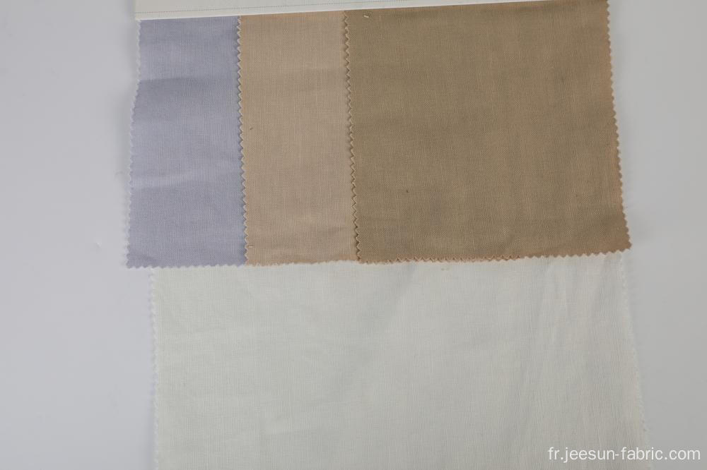 Tissu extensible poly rayonne Tencel