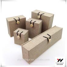 Jewerly Verpackung Papier Schmuck Verpackung Box