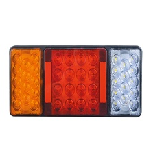 Waterproof IP67 44 LEDs Truck Taillights