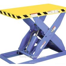 Стационарный небольшой гидравлический подъемный стол / ножничный подъемник / электрический подъемный стол