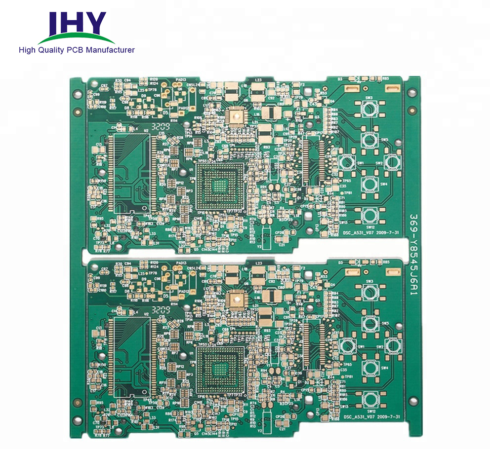 Impedance Control PCB Fabrication