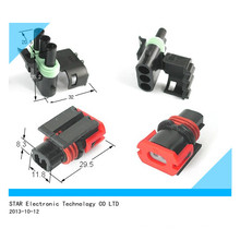 China Manufacture Car of Electric Auto 3 Pin Wire Harness Connector
