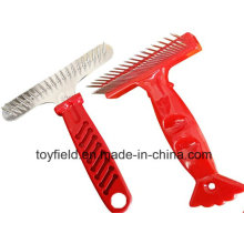 Dog Brush Cleaner Grooming Trimmer Pet Comb