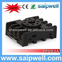 RELAY SOCKET 10F-2Z-C1 (PF083A) 8-контактный разъем для универсального реле