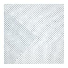 Fashion Waterproof Fancy Blue Striped Fabric Nylon Taffeta Garment Fabric 100%nylon Water Resistant