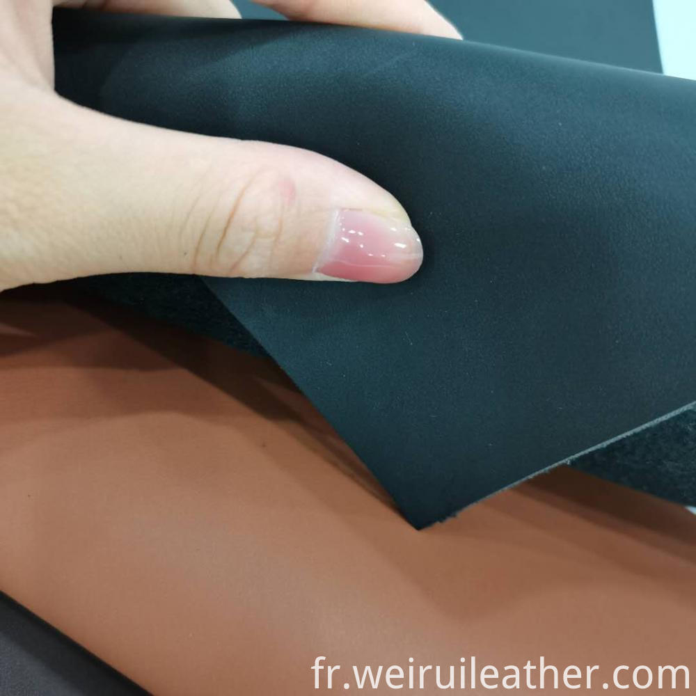 Fog Face Thickened Pvc Leather 2