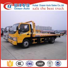 China JAC Flatbed Road Wrecker