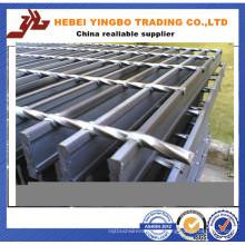 Fabrik-Versorgungsmaterial-Qualitäts-Anti-Rutsch-Stahl-Gitter