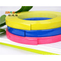 Furniture Accessories High Gloss PVC Plastic Edge Banding