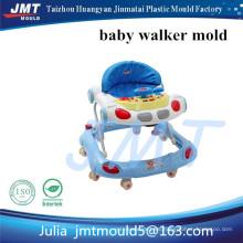 Paseador de bebé plegable musical de alta calidad con ruedas