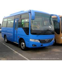 Cheap 6m Diesel City Bus com 19-25 assentos