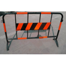 Crowd Control Barrier Isolation Barrier