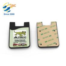 Le plus populaire Usine Directe vente Personnalisable Silicone Téléphone sac carte