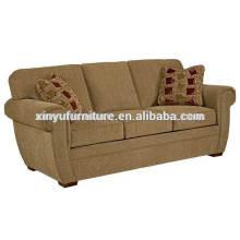 Hotel bedroom fabric rest sofa XY3407