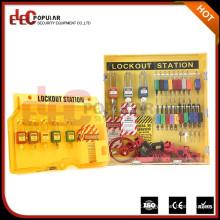 Elecpopular Itens na moda Safe Pad Lock Aço inoxidável Styling Station Conveniente portátil