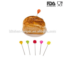 New design silicone cake tester sets for kitchen
