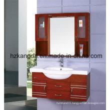 Solid Wood Bathroom Cabinet/ Solid Wood Bathroom Vanity (KD-417)