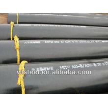 Astm a53 fábrica de tubos de acero soldado en espiral