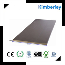 China Supplier Hot Sale Outdoor WPC Wall Cladding, Exterior and Interior Wallboard for Garden and Green House