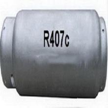 OEM доступный Хладагент гфу-R407С Unrefillable цилиндра 800г порт для рынка Индонезии