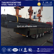 Hot rolled larsen used steel sheet pile 600x180