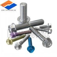 titanium hex head bolt