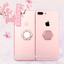 Magnetic Ring Holder For Mobile Phone, Metal Finger Ring Holder For Iphone 6S