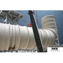 FRP Pipe /Chimney for Active Gas Absorption