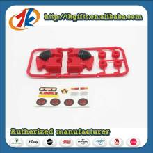 Wholesale DIY Assembly Plastic Car Toy for Kids