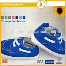 2015 new style colorful soft cotton fabric high quality fashion child shoes