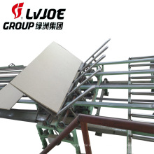 2018 hot selling mineral wool board production line
