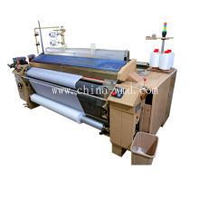 tear de jato de água têxtil com função de tecelagem