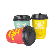 Comgesi High quality paper cups with design