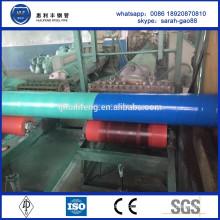 non alloy3 layer pe steel pipe
