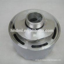 D-M42 * 2 DEMALONG Fourniture de reniflard en acier au carbone