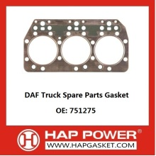 DAF Spare Parts Truck Gasket 751275