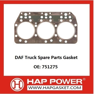 DAF Spare Parts Truck Dichtung 751275