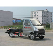 2015 Fábrica de China que vende el mini recolecta recoge el carro, camión de basura mini