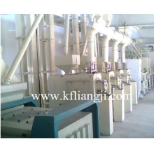 50-250tpd Reisfräsmaschine / Reis Mil