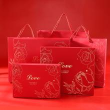 Caixa De Chocolate De Açúcar Chinês Para Casamento