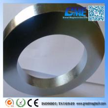Super N48h NdFeB Hollow Starker runder Ring Magnet