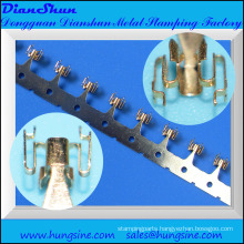 Very Specialized in Close Tolerance Stamping