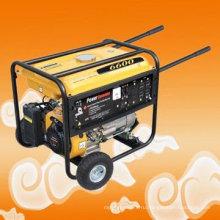 Мощность бензинового двигателя 6.6 кВт макс. Бензиновый генератор, WA6600