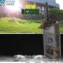 Suntek 16MP FHD 2G 3G Outdoor Infrarot MMS SMTP Jagd Kamera mit Timelapse HC700G