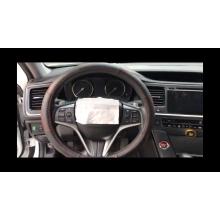capa do volante do carro com capa do cinto de segurança