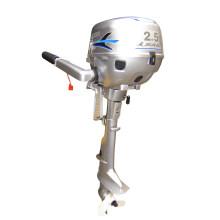 4-Takt-Außenbordmotor mit 2,5 bis 15 PS