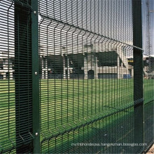 Security Fence 358 Welded Mesh Anti Climb Cutting High Security Fence