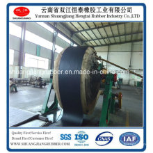 Banda transportadora de goma industrial Nn400 / 2