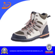 Waterproof Men Wading Shoes with Nail (16802)